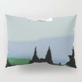 the tooth is out there Pillow Sham