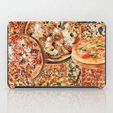 Pizza print iPad Case