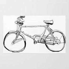 Cruiser Bicycle Rug