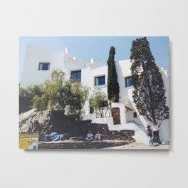 Dali's home Metal Print