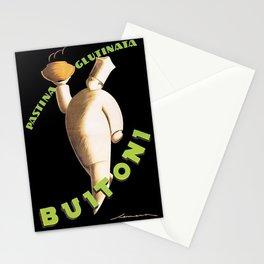 Vintage Buitoni Pasta Advert - Circa 1928 Stationery Cards