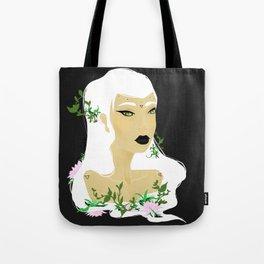 Girl Swamp Tote Bag