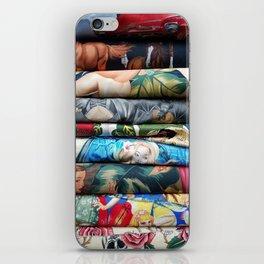Bolt-Hawaii iPhone Skin
