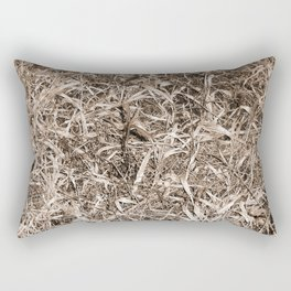 Grass Camo Rectangular Pillow