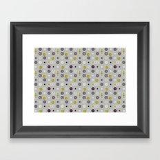 kooky spot 2 Framed Art Print