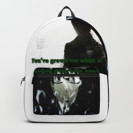 Fragile Heart - Yukio Okumura Backpack