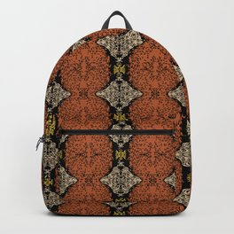 Brahma Play - (Rust - Ceylon Yellow - Almond Buff) Backpack