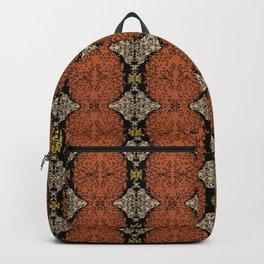 Brahma Play - (Rust - Ceylon Yellow - Almond Buff) Backpack