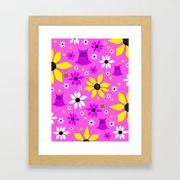 Wonderful Whimsical Spring Framed Art Print