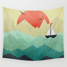 Ocean Adventure Wall Tapestry