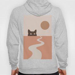 Cat Landscape 16 Hoody