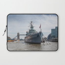 HMS Belfast Laptop Sleeve