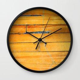 Wood Serie # 1 Wall Clock