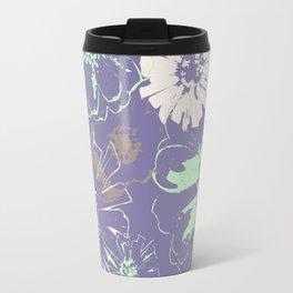 Late Summer Lavender Travel Mug