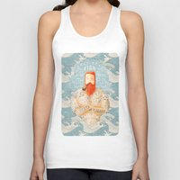 type Tank Tops featuring Sailor by Seaside Spirit