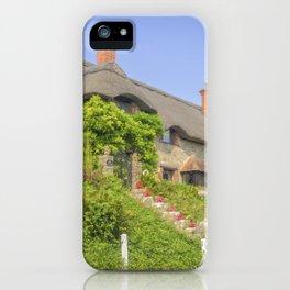 Godshill. iPhone Case