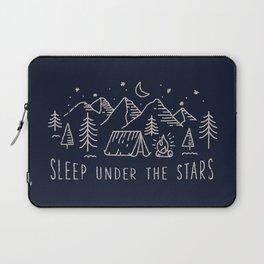 Sleep under the stars Laptop Sleeve