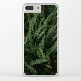 Ferngully Clear iPhone Case