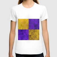 lakers T-shirts featuring LA-kers by Ramo