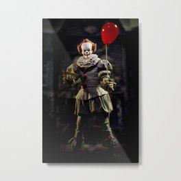 Pick one Georgie...boat or balloon? Metal Print