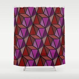 Geometrix 167 Shower Curtain