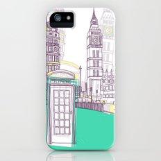 Lovely London Slim Case iPhone (5, 5s)