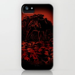 WOLFTHRONE iPhone Case