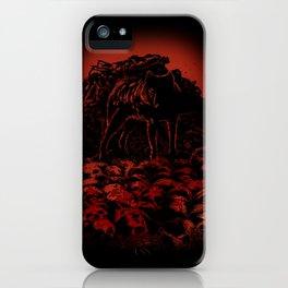 WOLFTHRONE iPhone Case