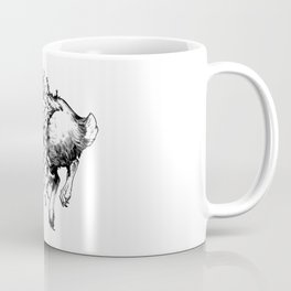 Roadkill Coffee Mug