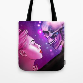 He's out of this World Tote Bag