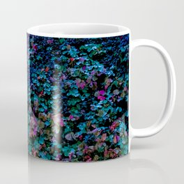 Cotoneaster in Cold Colours Coffee Mug