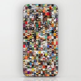 Greatest Books of All Time iPhone Skin