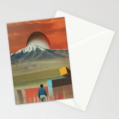 The Changing Of The Light Stationery Cards