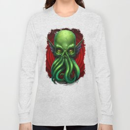 Cthulhu Skull 2013 Long Sleeve T-shirt