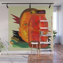 Alice in Chains - Jar of Flies  (Rock Album Cover) Wall Mural