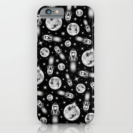 Space Travels iPhone Case