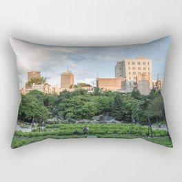 Charest Park - Quebec Rectangular Pillow
