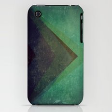 Muted Pyramids Slim Case iPhone (3g, 3gs)