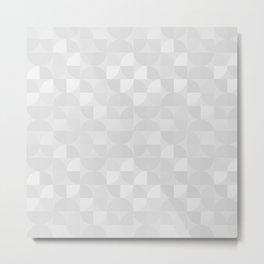 foil pattern Metal Print