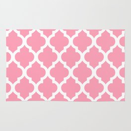 Moroccan Soft Pink Rug