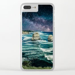 12 Apostles Clear iPhone Case