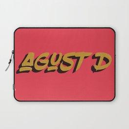 AGUST D Laptop Sleeve