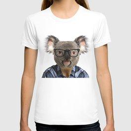 Hipster Koala T-shirt