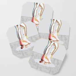 Skating #illustration #lifestyle Coaster