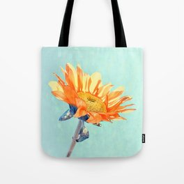 Sunflower Daze Tote Bag