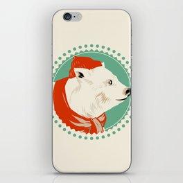 The Life Arctic iPhone Skin