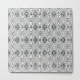 SnowFray Metal Print