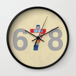 Prime Number Wall Clock