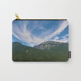 The Way to Valhalla - Lake Slocan, BC, Canada Carry-All Pouch