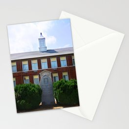 Gideon High School Building Stationery Cards